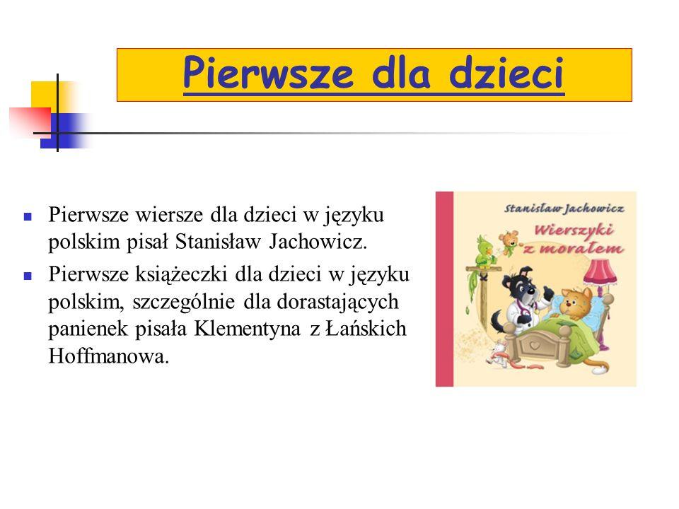 Pierwszą książką wydaną w całości po polsku był