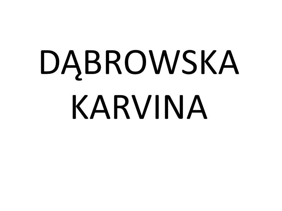 DĄBROWSKA KARVINA