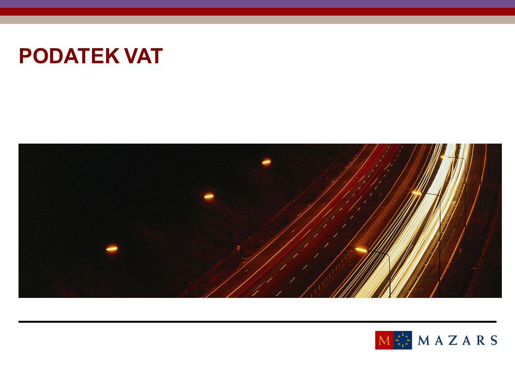 PODATEK VAT Titre de la présentation 14