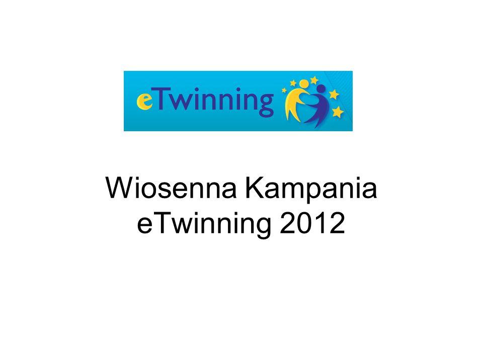 Wiosenna Kampania eTwinning 2012