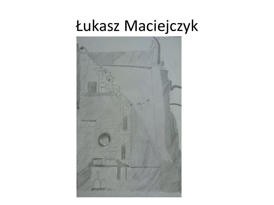 Łukasz Maciejczyk