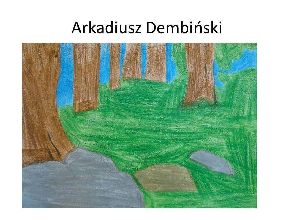 Arkadiusz Dembiński