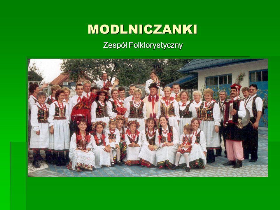 MODLNICZANKI Zespół Folklorystyczny