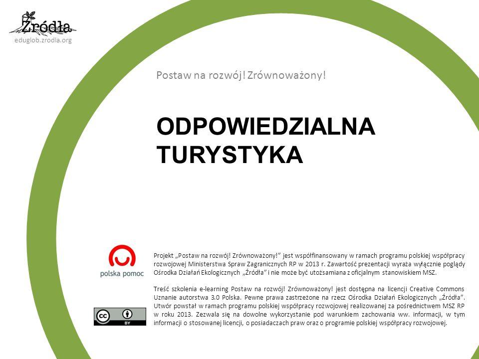 Projekt Postaw na rozwój! Zrównoważony! jest współfinansowany w ramach programu polskiej współpracy rozwojowej Ministerstwa Spraw Zagranicznych RP w 2