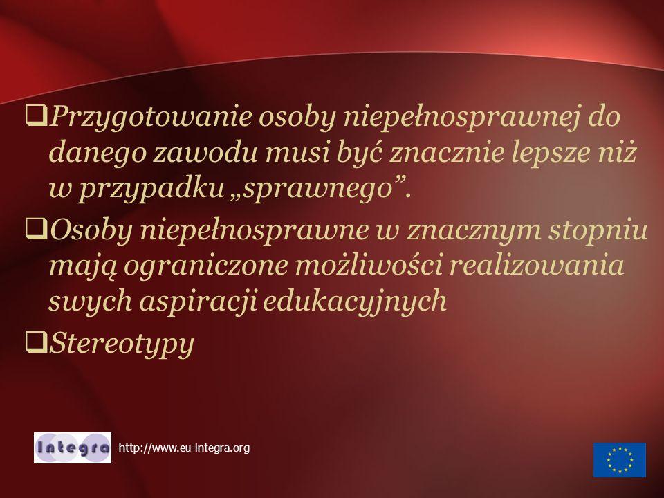 Blisko połowa osób niepełnosprawnych legitymuje się, co najwyżej wykształceniem podstawowym W Polsce zaledwie 4% osób niepełnosprawnych posiada wykszt