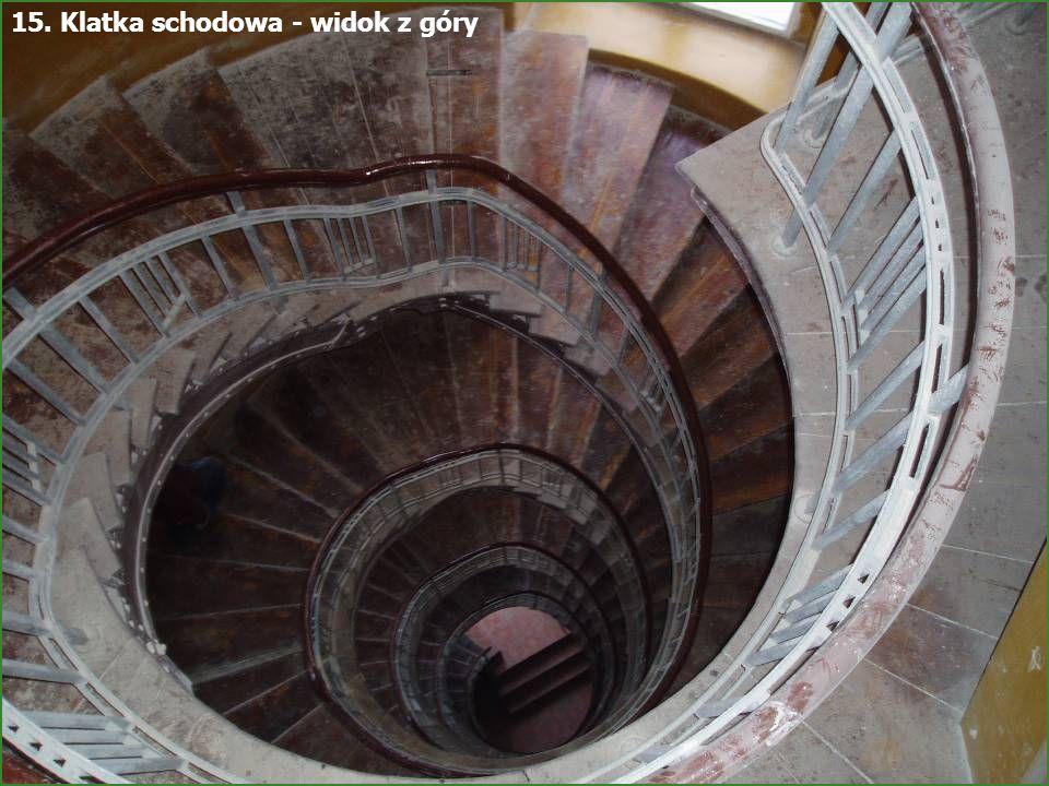 - Młyn Śmiałowice - 23 13. Wieża klatki schodowej