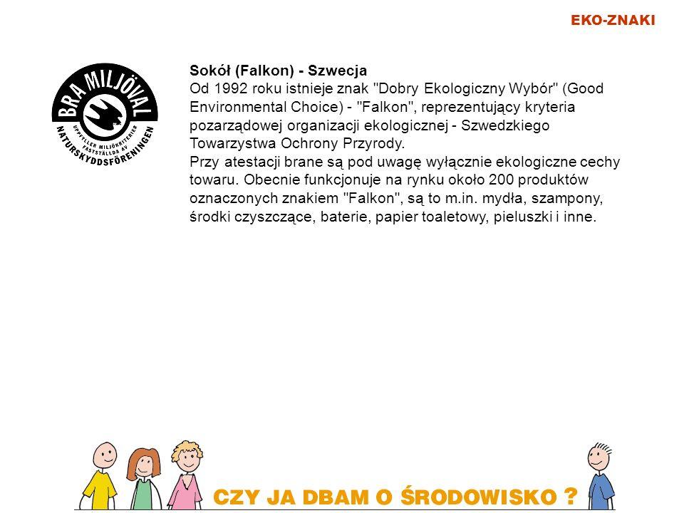 EKO-ZNAKI Krav - Szwecja Ekologiczny znak Krav , istniejący od 1985 roku, przyznawany jest przez Związek Plantatorów Upraw Ekologicznych.