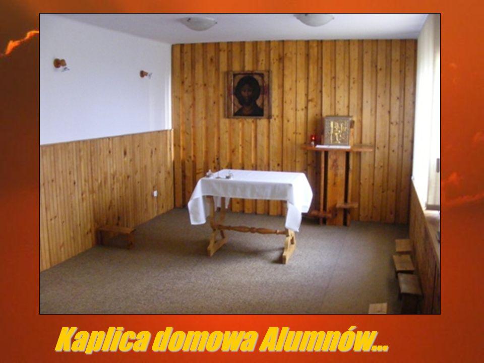 Kaplica domowa Alumnów…