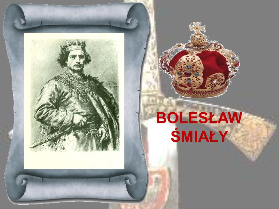 KAZIMIERZ ODNOWICIEL 1039-1058Po śmierci Mieszka II w całym kraju wybuchł bunt możnych przeciwko władzy książęcej, w wyniku czego następca tronu, syn
