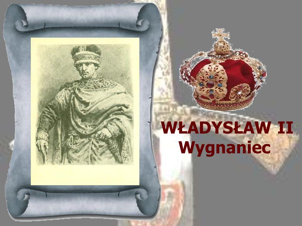 BOLESŁAW KRZYWOUSTY 1102-1138Syn Władysława Hermana, objął władzę po śmierci ojca. Zjednoczył całość państwa w swym ręku; skierował swe wysiłki ku odz