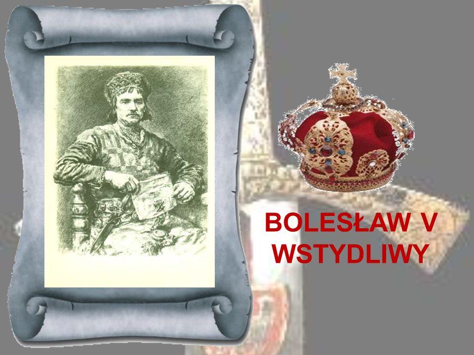 HENRYK BRODATY 1232-1238Syn księcia wrocławskiego Bolesława Wysokiego a wnuk Władysława Wygnańca, rządził w księstwie wrocławskim. Drogą porozumienia