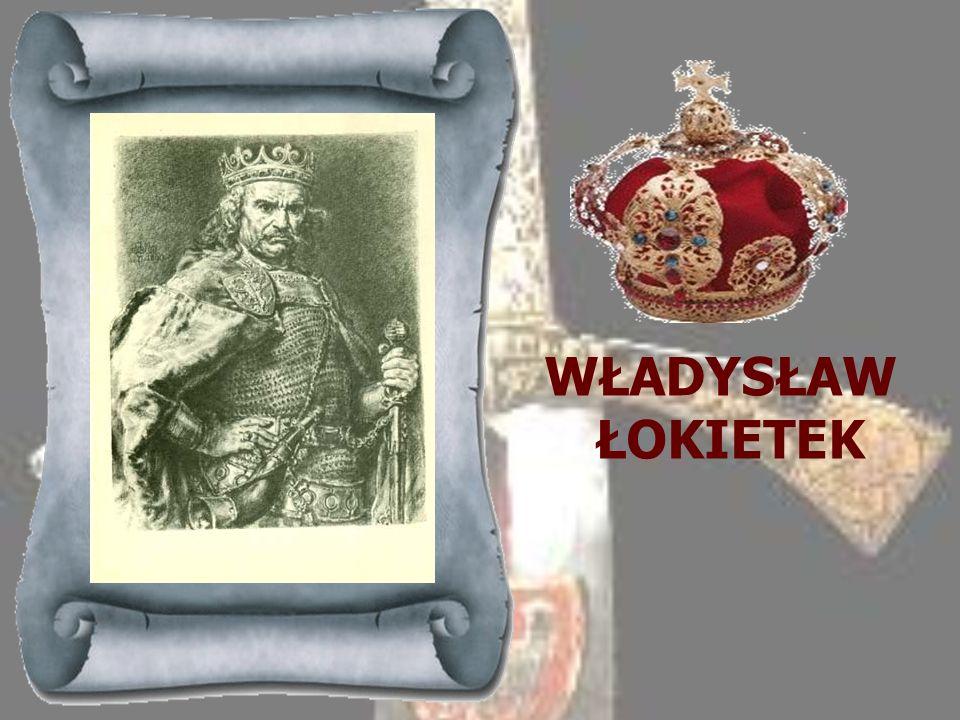 WACŁAW II 1300-1305 Król czeski z rodu Przemyślidów, który korzystając z poparcia mieszczaństwa niemieckiego a potem także panów duchownych i świeckic