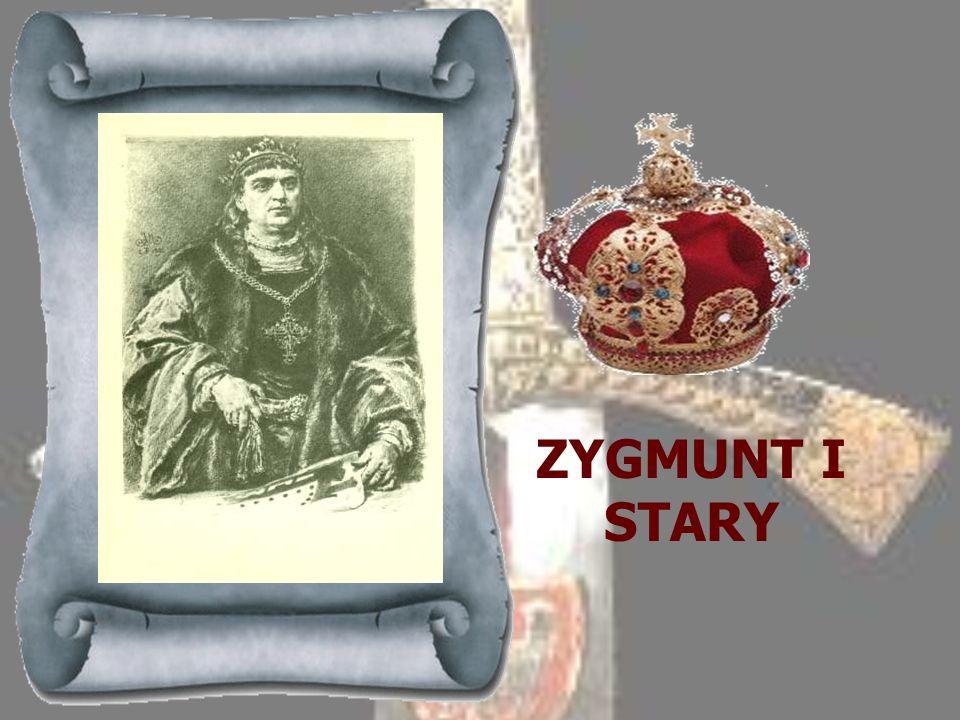 ALEKSANDER 1501-1506 Syn Kazimierza Jagiellończyka, wielki książę litewski, powołany został na tron polski po śmierci brata, Jana Olbrachta. W polityc