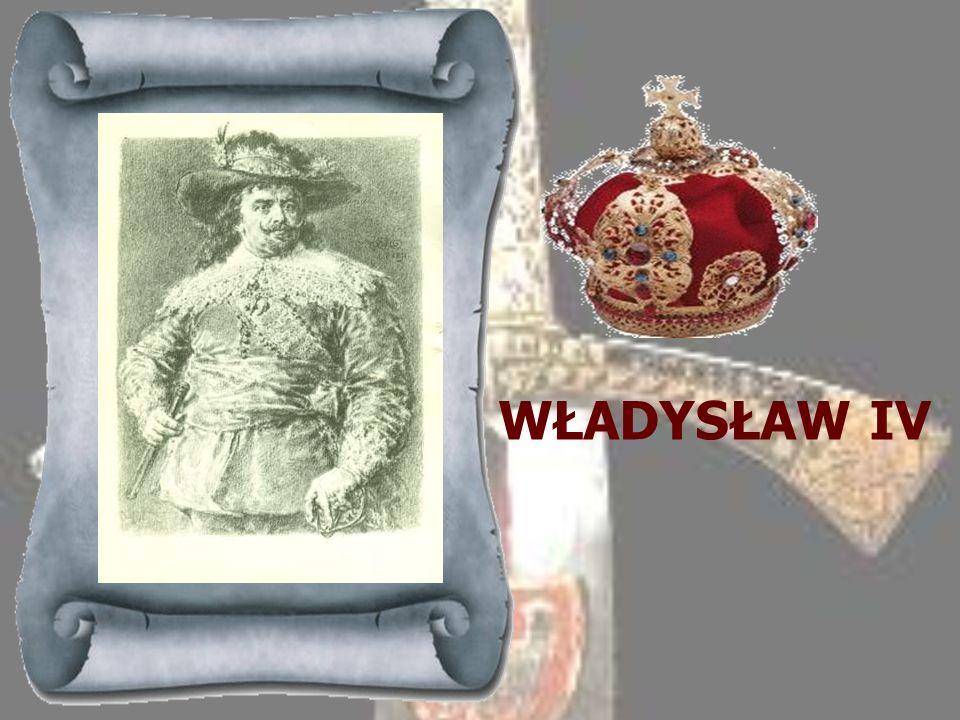 ZYGMUNT III WAZA 1587-1632 Po śmierci Stefana Batorego królem polskim został wybrany Zygmunt, królewicz szwedzki z rodu Wazów, spokrewniony przez matk