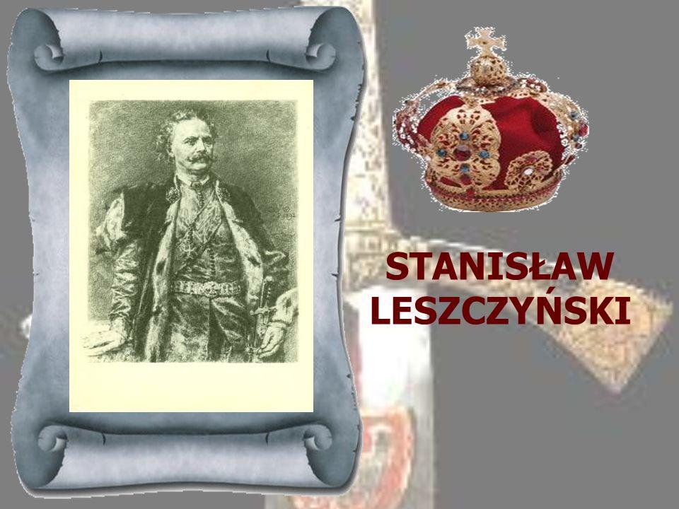AUGUST II MOCNY 1697-1733 Król Saksonii, wybrany królem polskim po śmierci Jana III Sobieskiego. Nie czuł on przywiązania do Polski, zupełnie nie dbał