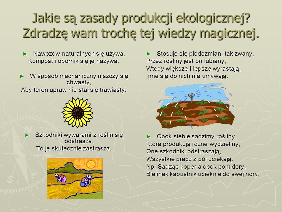 Jakie są zasady produkcji ekologicznej? Zdradzę wam trochę tej wiedzy magicznej. Nawozów naturalnych się używa, Nawozów naturalnych się używa, Kompost