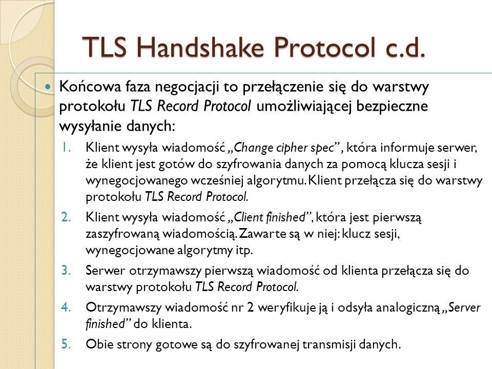 Konfiguracja serwera www z SSL/TLS Użycie protokołu SSL/TLS do zabezpieczenia HTTP Krzysztof Boryczko Remigiusz Górecki