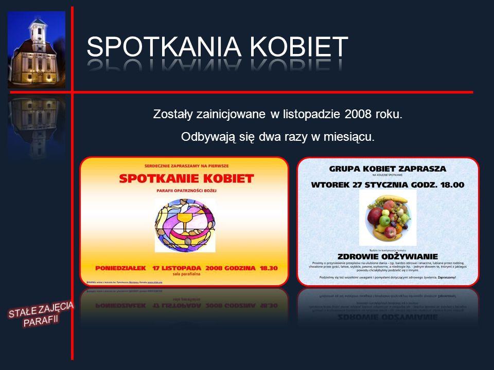 Zostały zainicjowane w listopadzie 2008 roku. Odbywają się dwa razy w miesiącu.