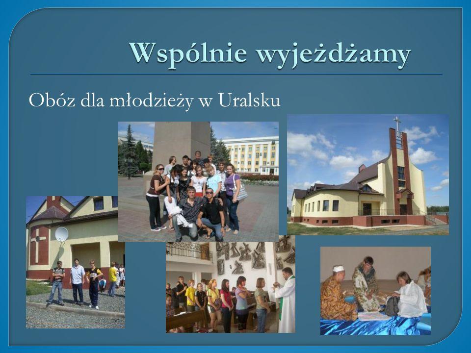 Obóz dla młodzieży w Uralsku
