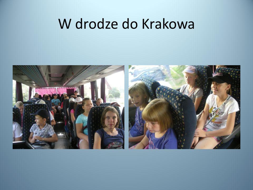 W drodze do Krakowa