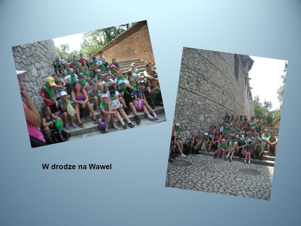 W drodze na Wawel