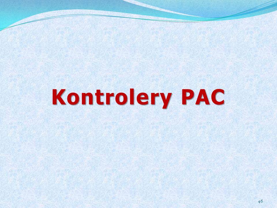 Kontrolery PAC 46