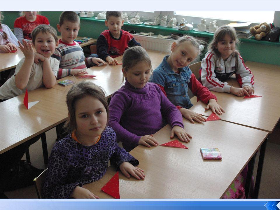 Wiele godzin spędzonych na przygotowaniach do I Konkursu Matematyczne Origami Żuraw organizowanego przez Uniwersytet Wrocławski opłaciło się.