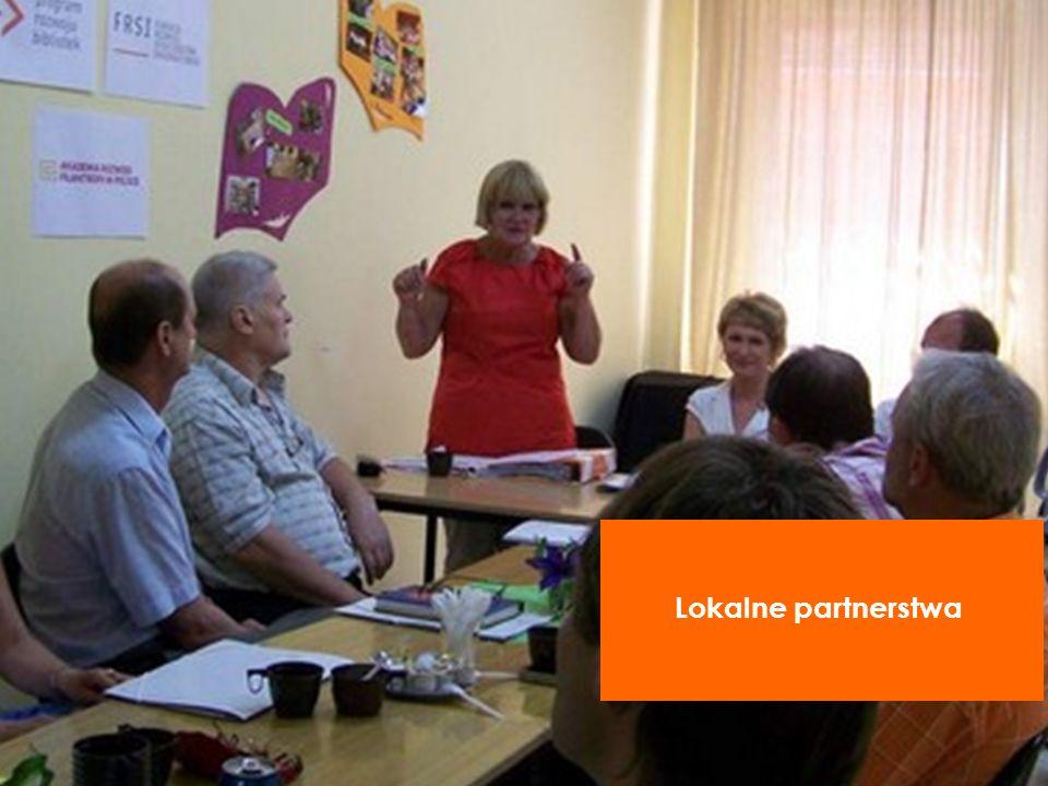 Lokalne partnerstwa