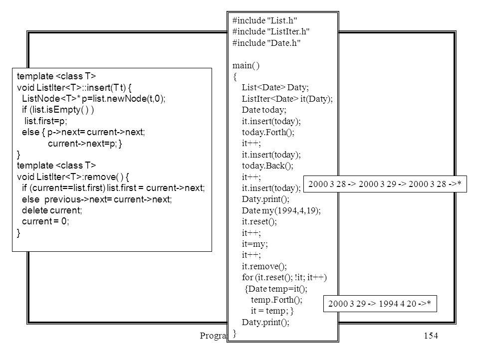 Programowanie C++154 #include