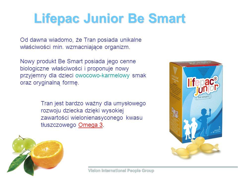 Lifepac Junior Вe Smart Od dawna wiadomo, że Tran posiada unikalne właściwości min.
