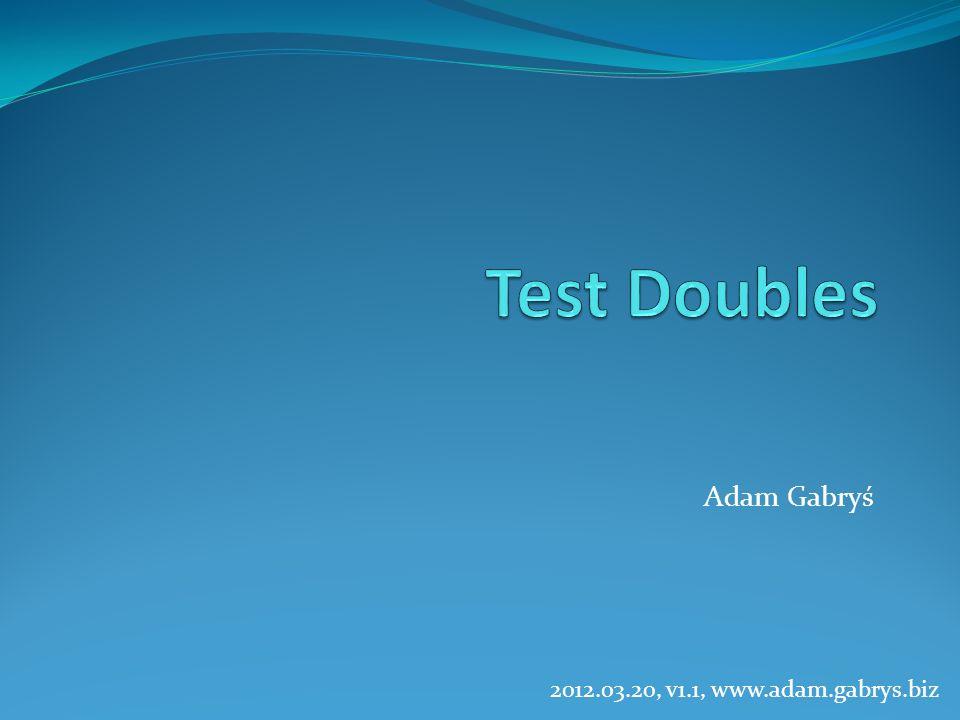 Adam Gabryś 2012.03.20, v1.1, www.adam.gabrys.biz