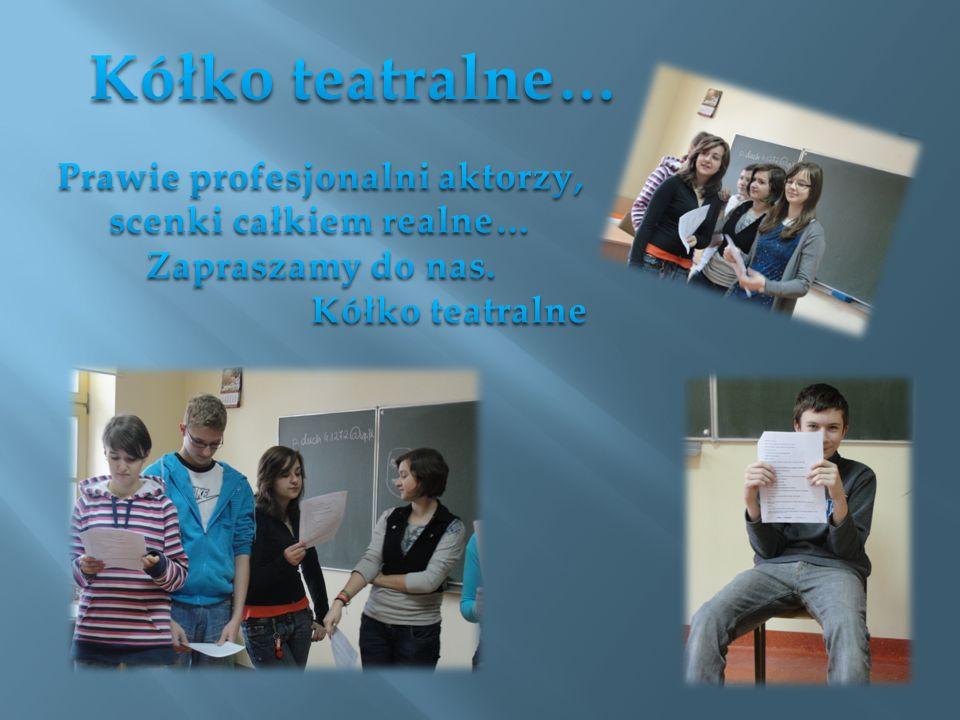 Prezentację przygotowały: Magda Szczecińska, Magda Małż, Martyna Żelaźnicka z klasy II a