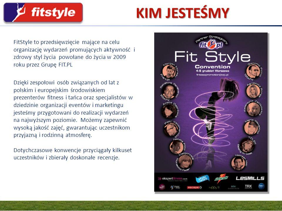 FitStyle to przedsięwzięcie mające na celu organizację wydarzeń promujących aktywność i zdrowy styl życia powołane do życia w 2009 roku przez Grupę FI