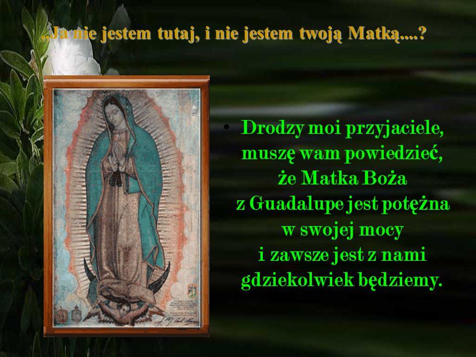O Ś wi ę ta Matko Bo ż a, nie odrzucaj naszych pró ś b i potrzeb, które zanosimy do Ciebie.
