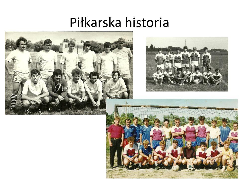 Piłkarska historia