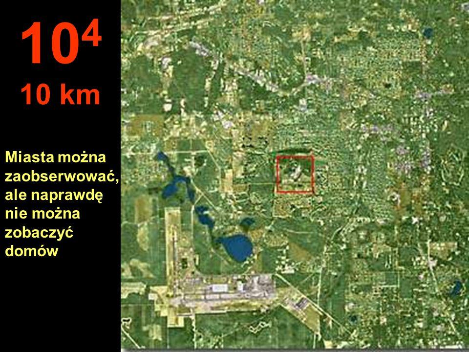Będziemy przechodzić z metrów na kilometry.. Teraz można skakać ze spadochronem... 10 3 1 km