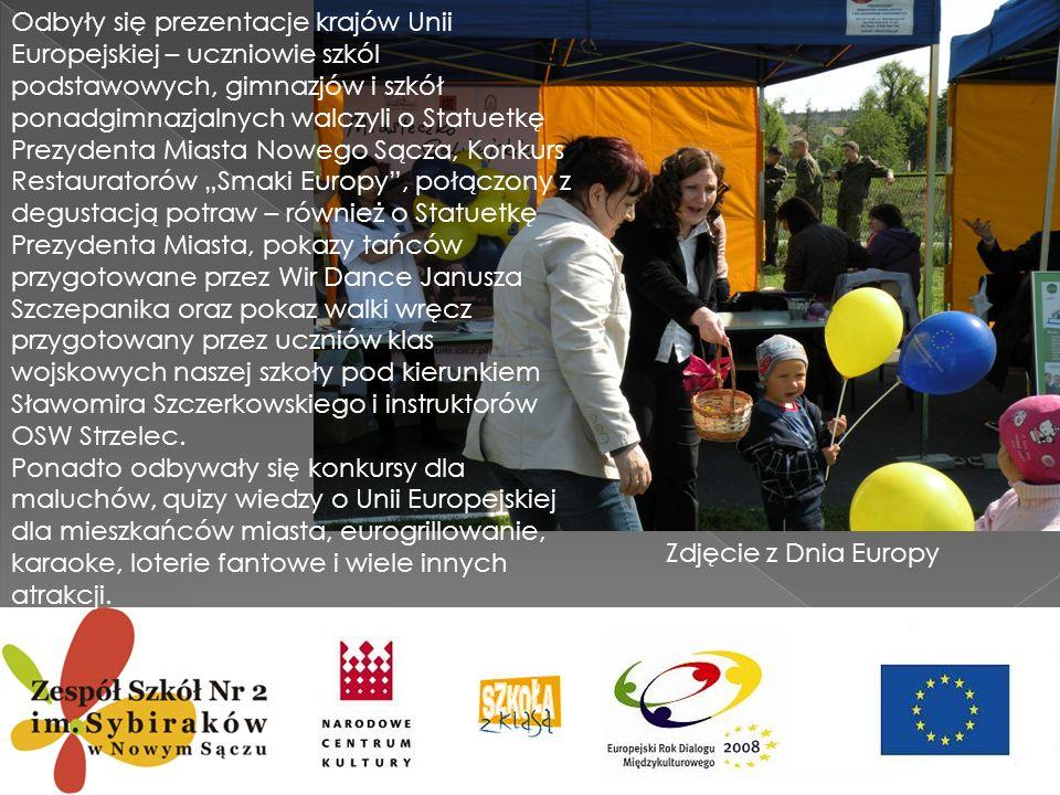 Odbyły się prezentacje krajów Unii Europejskiej – uczniowie szkól podstawowych, gimnazjów i szkół ponadgimnazjalnych walczyli o Statuetkę Prezydenta M