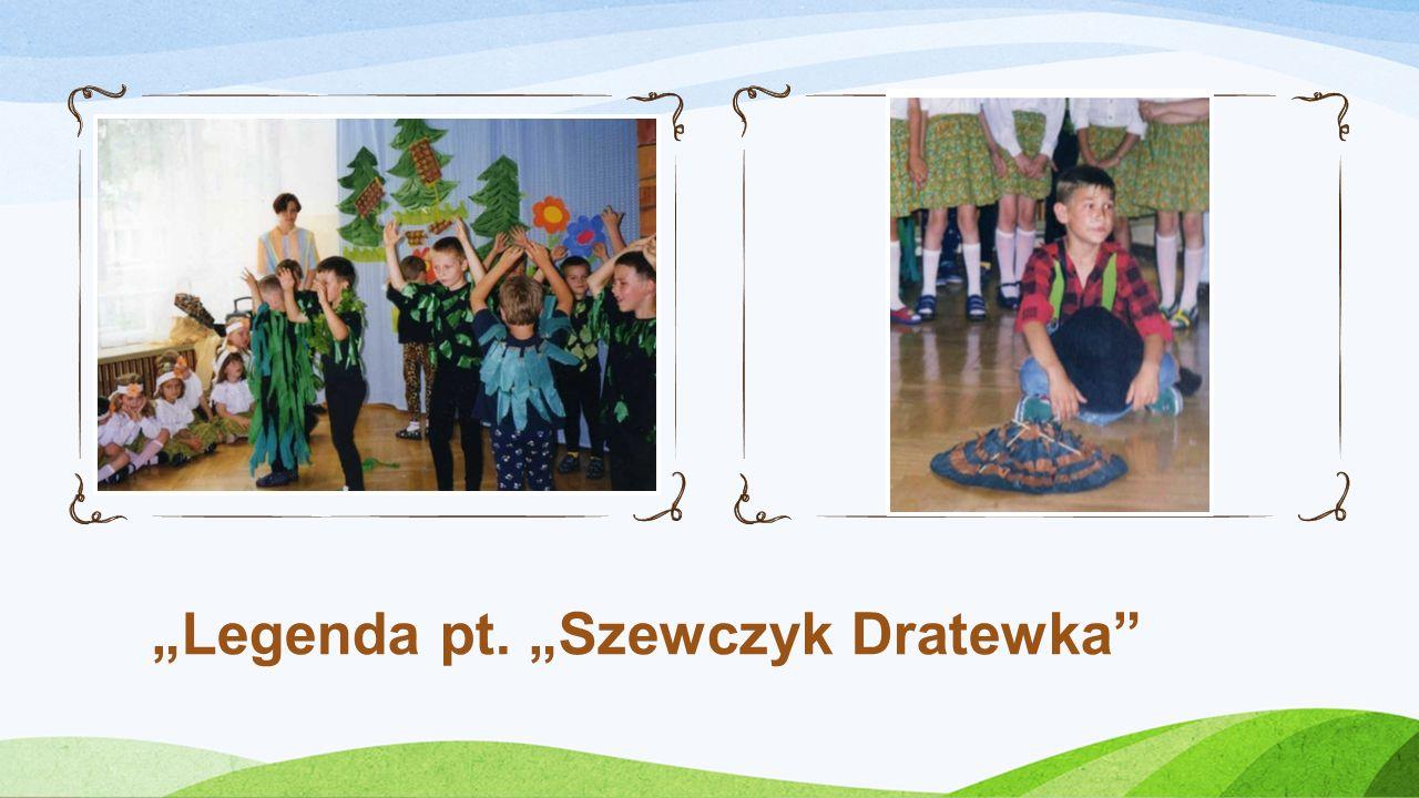 Legenda pt. Szewczyk Dratewka