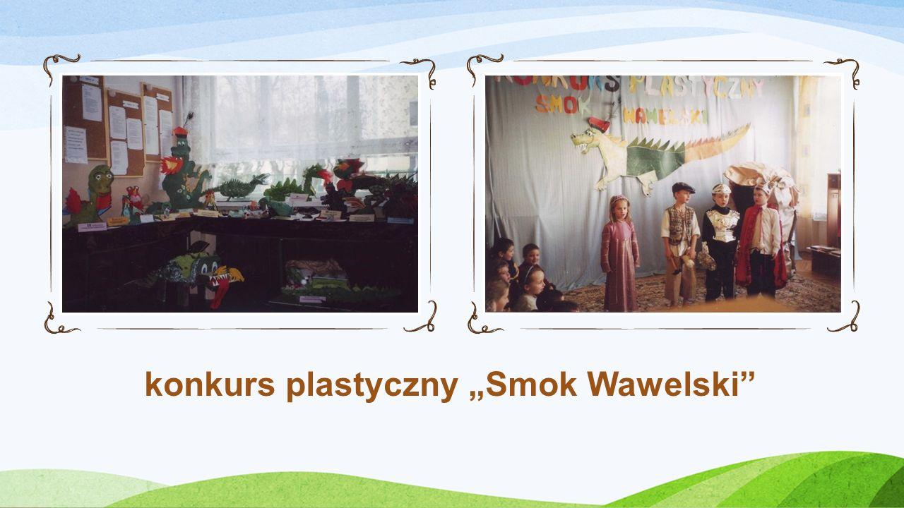 konkurs plastyczny Smok Wawelski