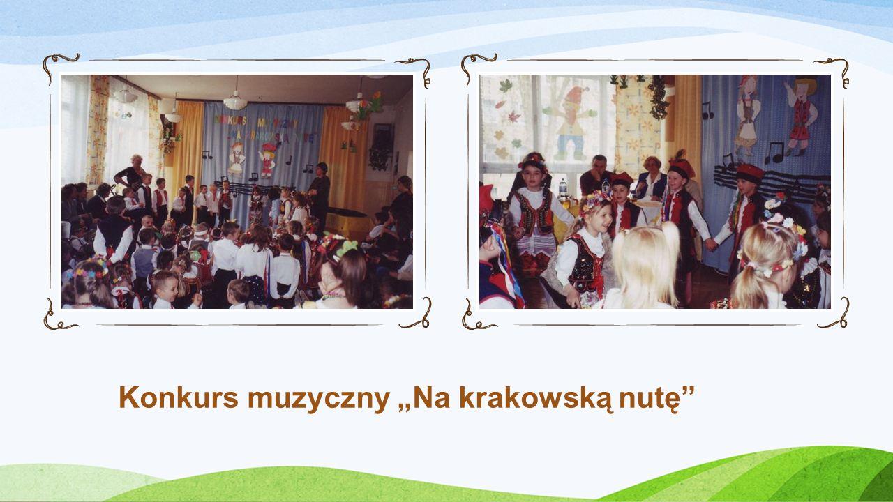 Konkurs muzyczny Na krakowską nutę