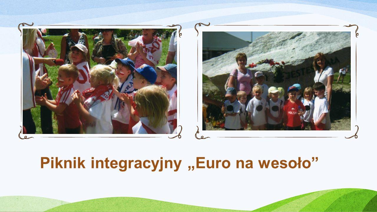 Piknik integracyjny Euro na wesoło