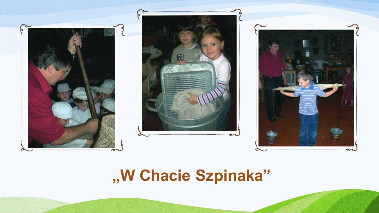 W Chacie Szpinaka