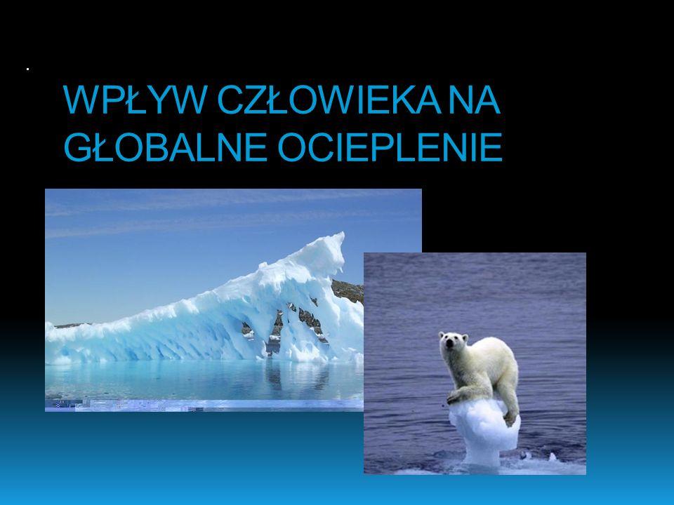 Co to jest Globalne Ocieplenie.