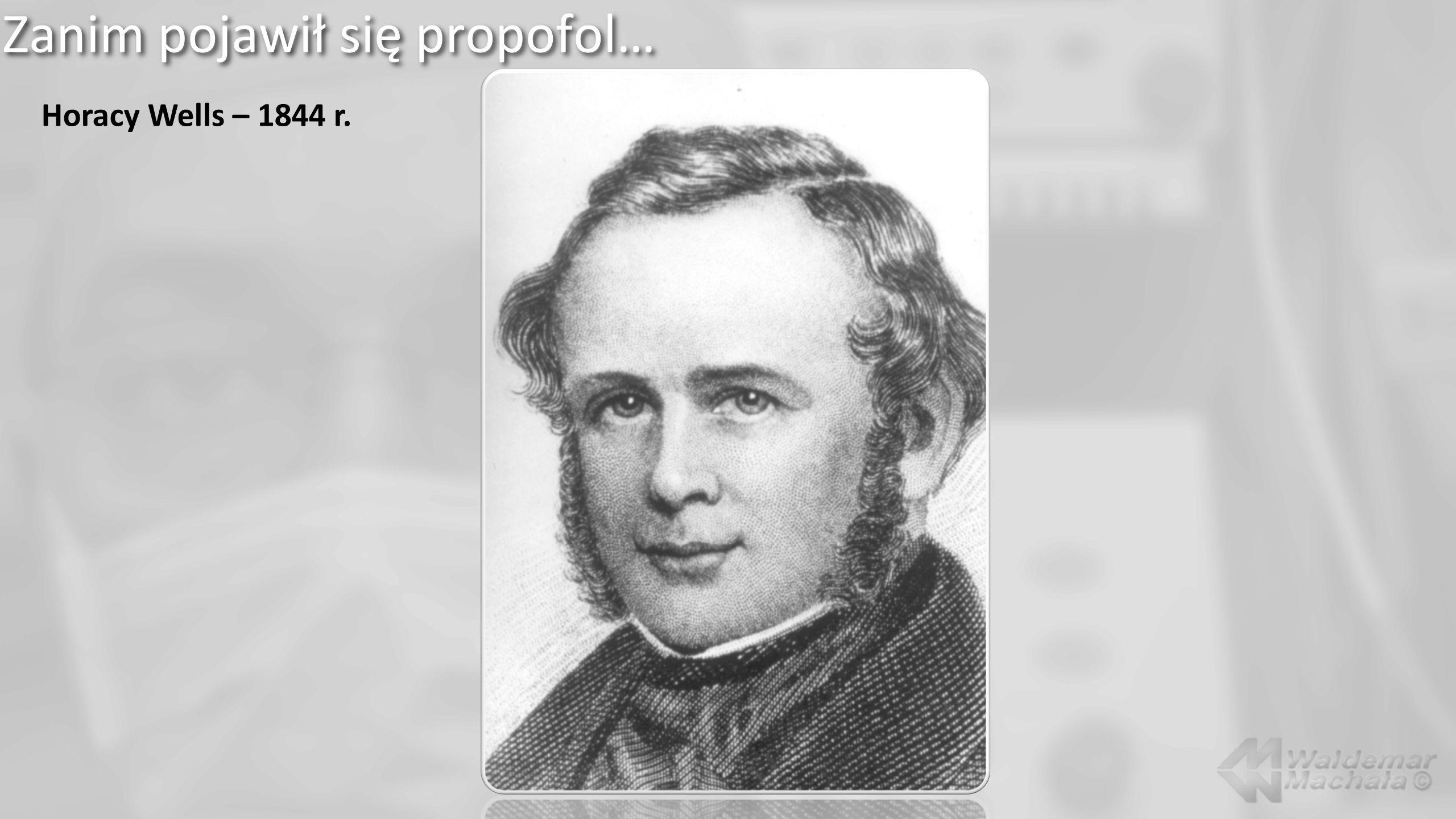 Propofol… Wskazania: Znieczulenie krótkotrwałe dożylne.