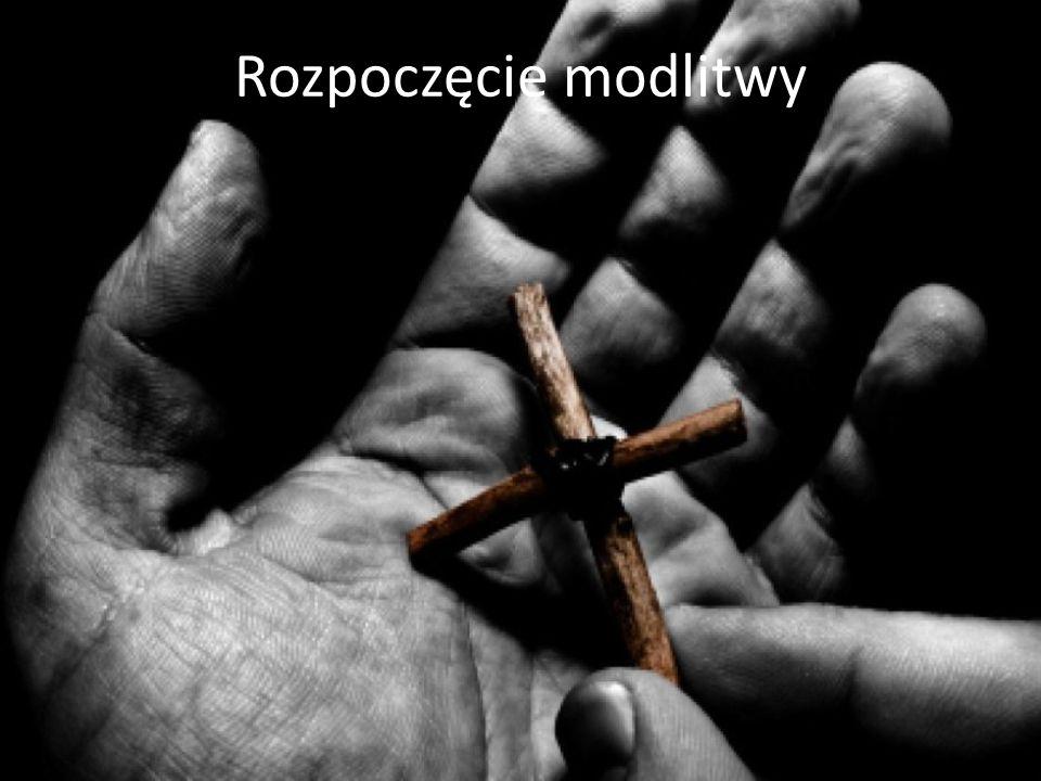Rozpoczęcie modlitwy