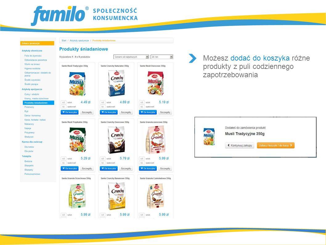 Projekt graficzny i wykonanie: ART-CORNER.pl Copyright: FAMILO Sp.