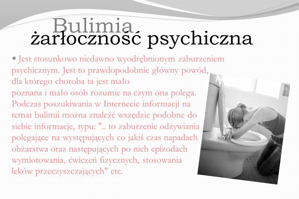 Jest stosunkowo niedawno wyodrębnionym zaburzeniem psychicznym. Jest to prawdopodobnie główny powód, dla którego choroba ta jest mało poznana i mało o