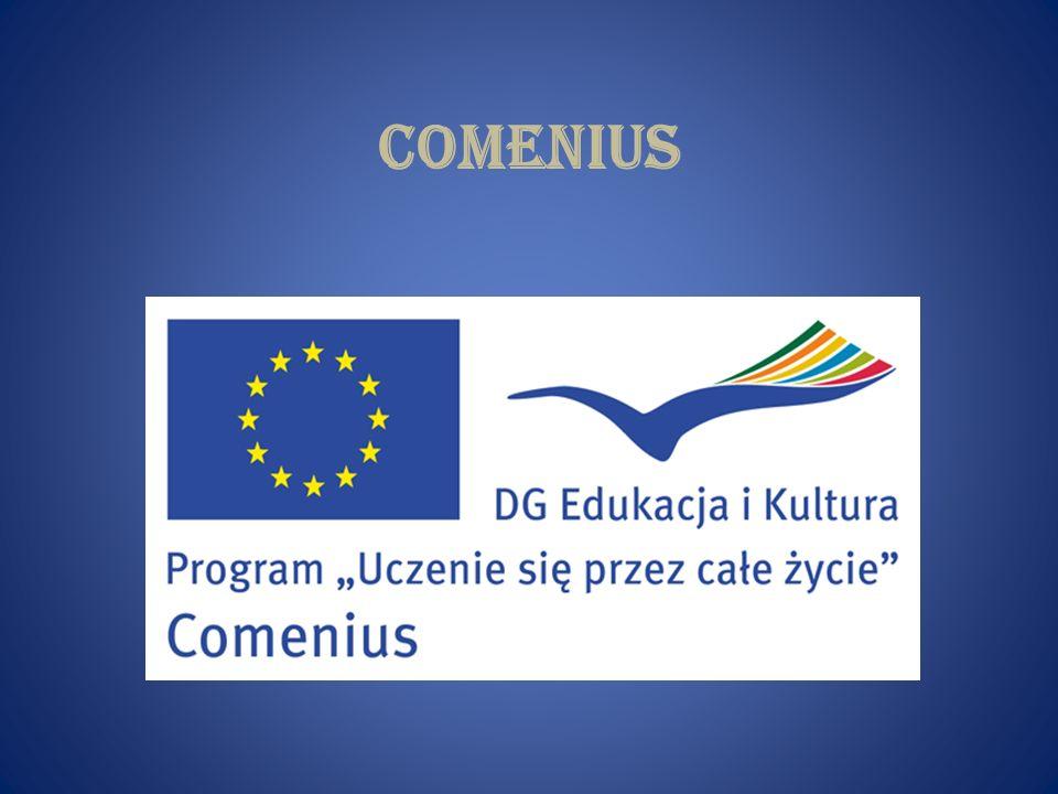 Program Comenius to jeden z czterech programów sektorowych programu Unii Europejskiej Uczenie się przez całe życie jest on adresowany do szkół, przedszkoli, uczniów, studentów kierunków pedagogicznych, nauczycieli, jednostek samorządu terytorialnego, kuratoriów oświaty i innych organizacji działających w obszarze edukacji program obejmuje 27 krajów Unii Europejskiej z terytoriami zamorskimi, kraje EFTA i EOG: Islandię, Liechtenstein, Norwegię oraz kraje kandydujące: Turcję i Chorwację