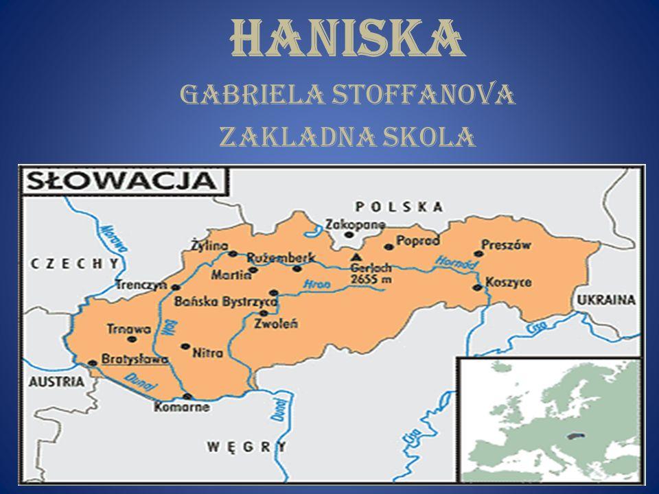 HANISKA GABRIELA STOFFANOVA ZAKLADNA SKOLA