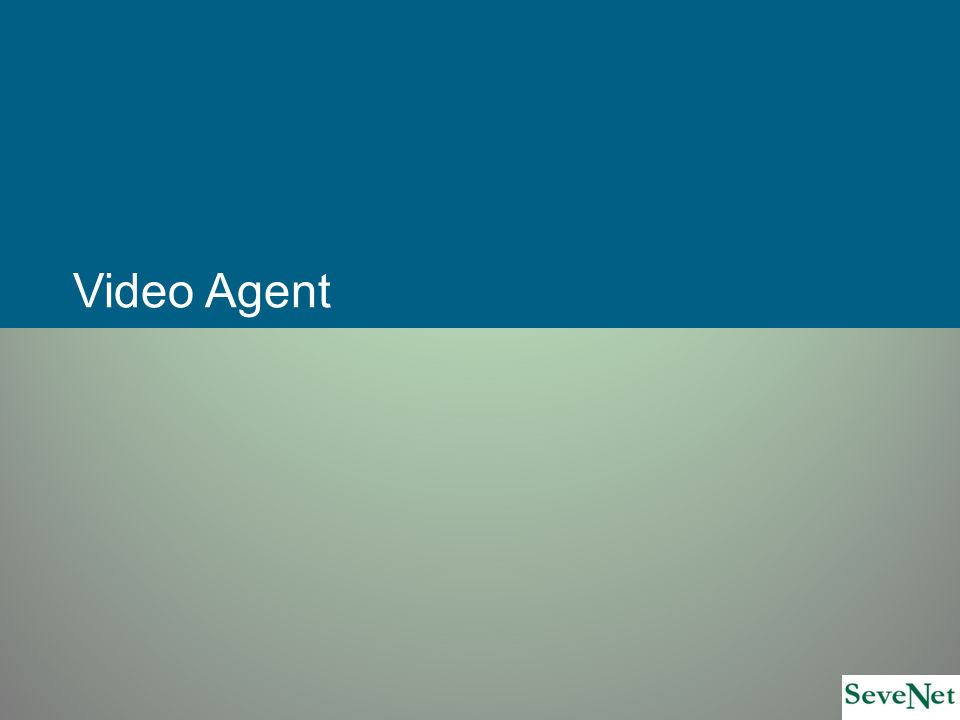 Video Agent